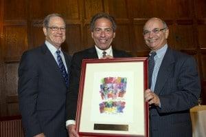 Thanks for Sharing in BBH's Award Dinner honoring Rick Henken