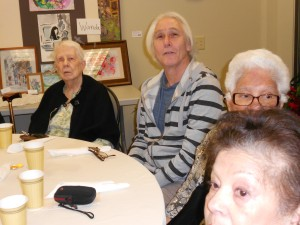 Image of Residents at Covenant House Communities 2012 Holiday party (317)