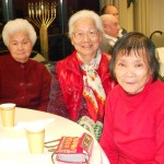 Image of 2012 Holiday party attendees at B'nai B'rith's Covenant House Communities.