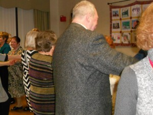 Picture of Celebrations at B'nai B'rith's Covenant House Communities 2012 Holiday party.