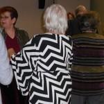 B'nai B'rith's Covenant House Communities' seniors celebrating at a 2012 party.