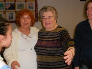 Image of Residents at Covenant House Communities, a B'nai B'rith Housing affordable senior development.