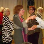 Seniors at B'nai B'rith's Covenant House Communities celebrating at a 2012 party.