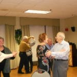 Image of Covenant House Communities 2012 Holiday party.