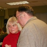 Picture from Senior Dance Party Holiday memories from B'nai B'rith's Covenant House Communities in 2012.