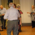 Image of Senior Holiday Dance Party memories from B'nai B'rith's Covenant House Communities in 2012.