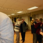 Image of Senior Holiday Dance Partying at B'nai B'rith's Covenant House Communities in 2012.