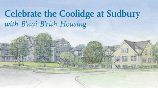Image of Celebrating the Coolidge at Sudbury with B'nai B'rith Housing