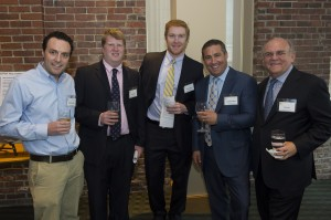 Image from May 8th, 2014 second annual B'nai B'rith Housing Gen2Gen networking event for emerging leaders in the real estate industry.