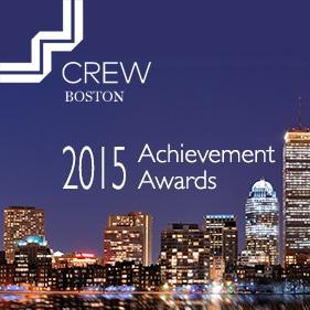 Image of CREW Boston 2015 Achievement Awards