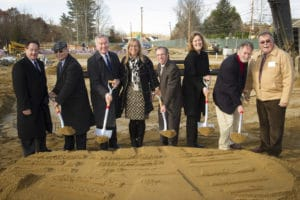 See photos from the Coolidge at Sudbury Ground Breaking Event!