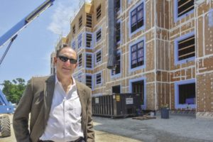 The development of affordable housing in the region has spiked