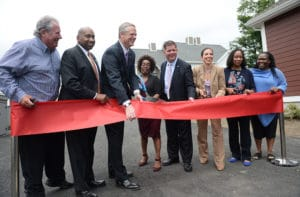 Lena New Boston celebrates latest phase complete at Olmsted Green