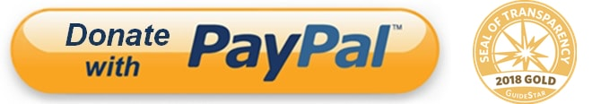 Image of GuideStar and PayPal logos.