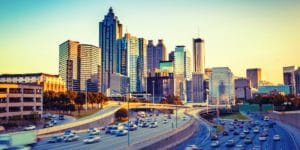 Executive Director, Susan Gittelman, Visits Atlanta with City to City
