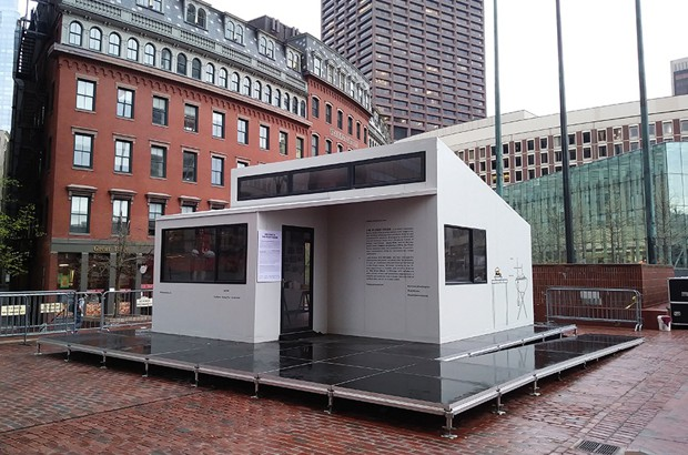 Boston Wants Residents To Build Tiny Houses In Their Yards