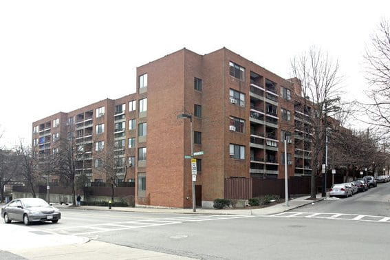 2. Pursue the designation to redevelop the Patricia White Apartments in Brighton.